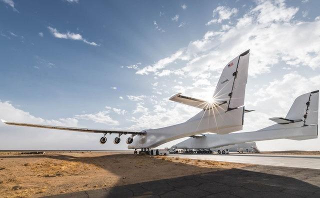 پرواز بزرگترین هواپیمای تاریخ؛ همین تابستان