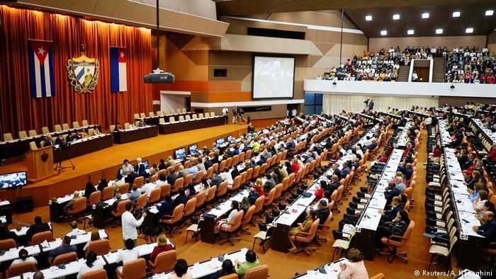 رئیس جمهور جدید کوبا سوگند یاد کرد
