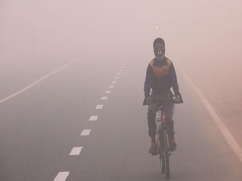 آلودگی هوا ۱.۳ میلیون تن را در هند میکشد