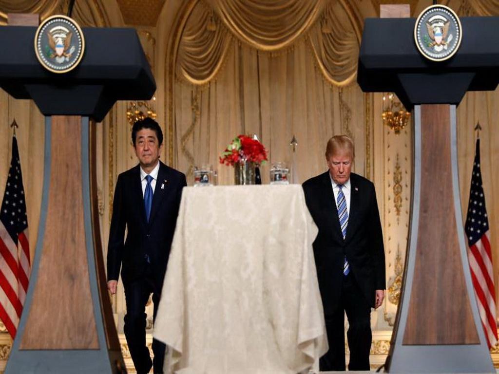 توکیو و واشنگتن توافق تجاری دوجانبه امضا می کنند