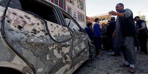 افزایش شمار تلفات انفجار انتحاری کابل   ۳۱ کشته و ۵۶ زخمی