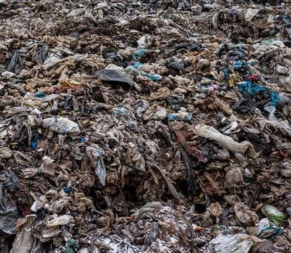 سرانه بالای تولید زباله یزدیها نگرانکننده است