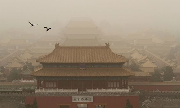 تمهیدات زیستمحیطی چین در کاهش آلودگی هوا و سود حاصل از آن