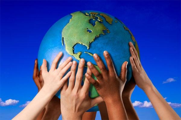 راههایی ساده برای کمک به زمین