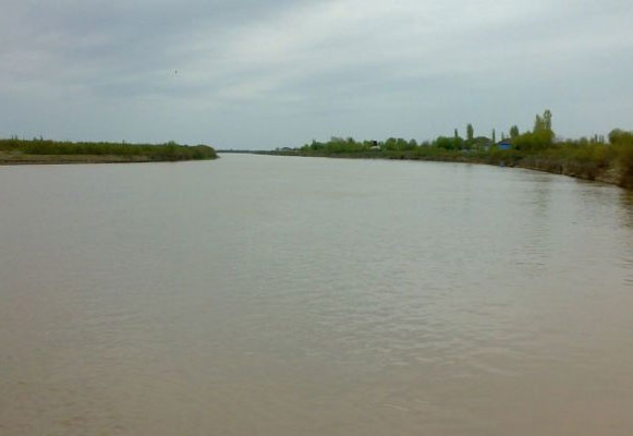آلودگی رودهای مرزی کر و ارس افزایش یافته است