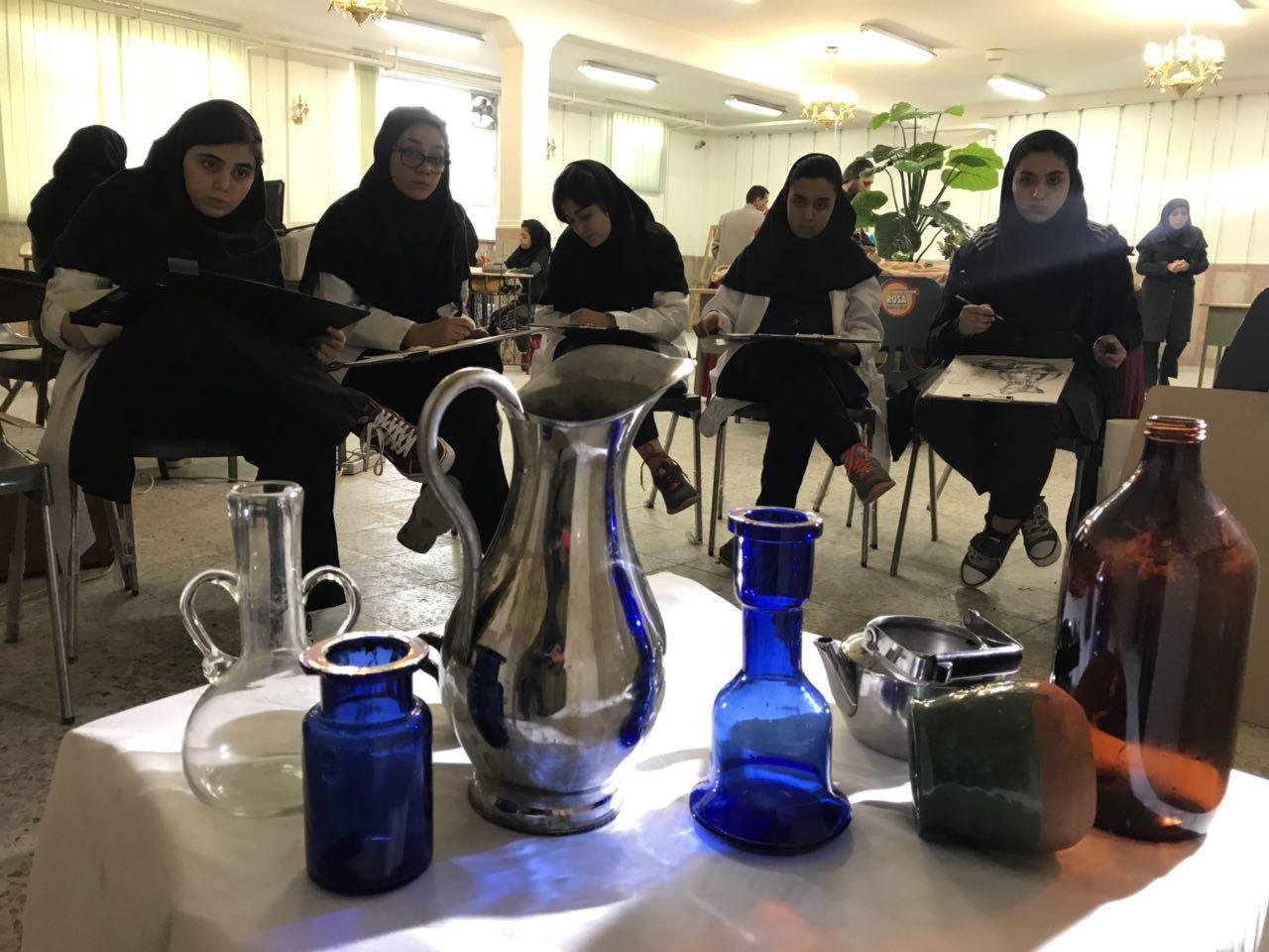 برگزاری مرحله  دوم  استانی دوازدهمین دوره جشنواره هنری کاردانش