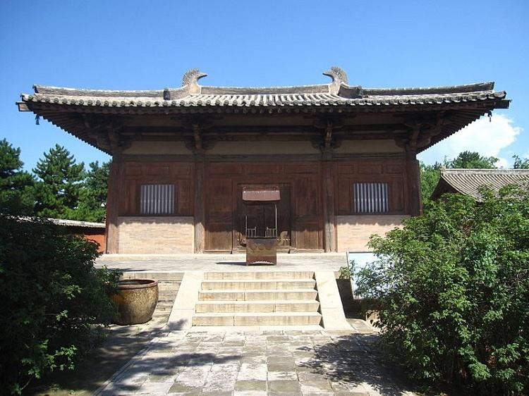معبد نانچان