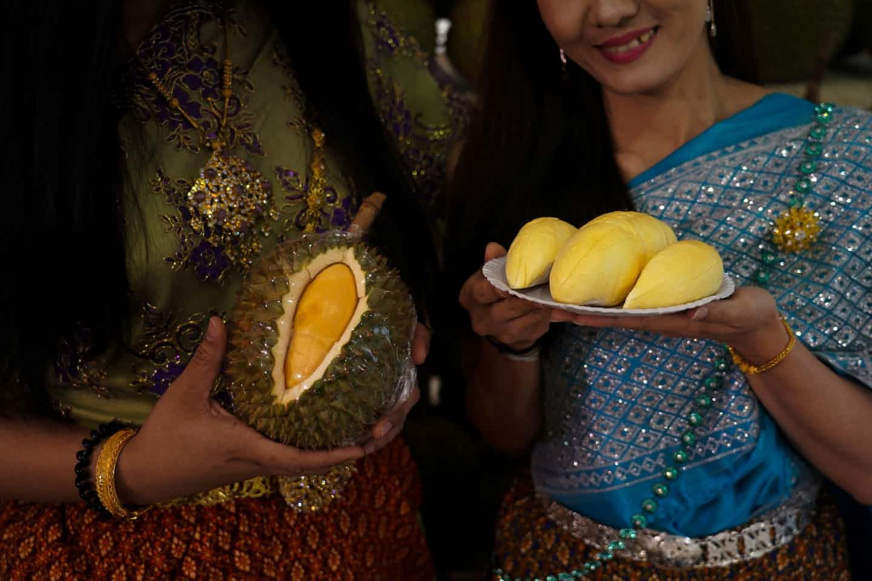 عکس روز: میوههای دوریان