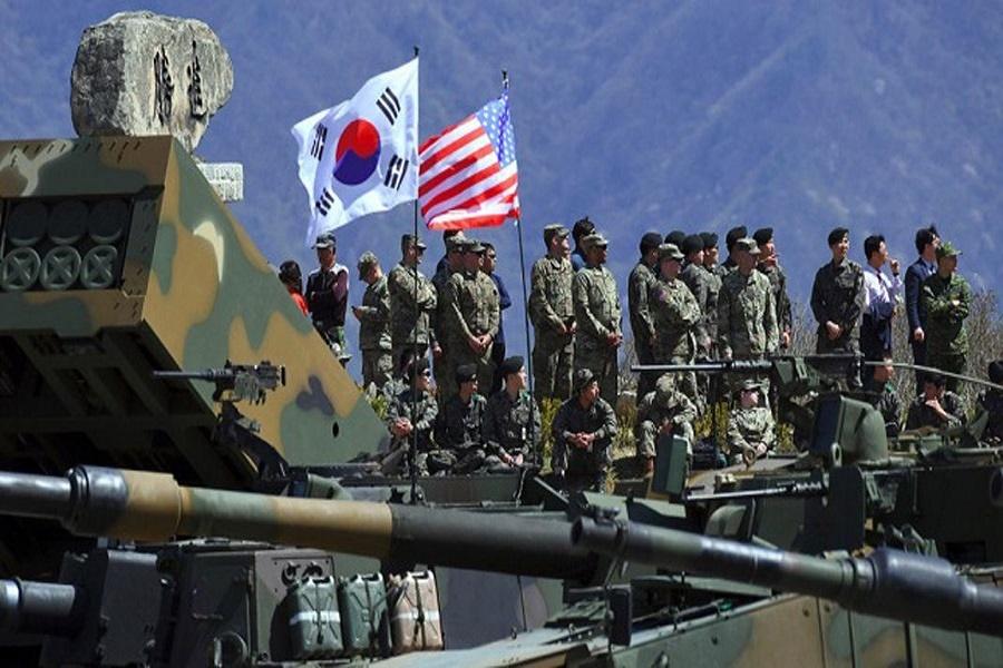 اجلاس سران دو کره رزمایش آمریکا و کره جنوبی را متوقف کرد