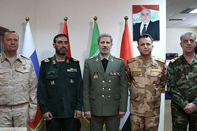 کمیته چهارجانبه، عراق را از پیمانهای امنیتی دیگر بینیاز میکند