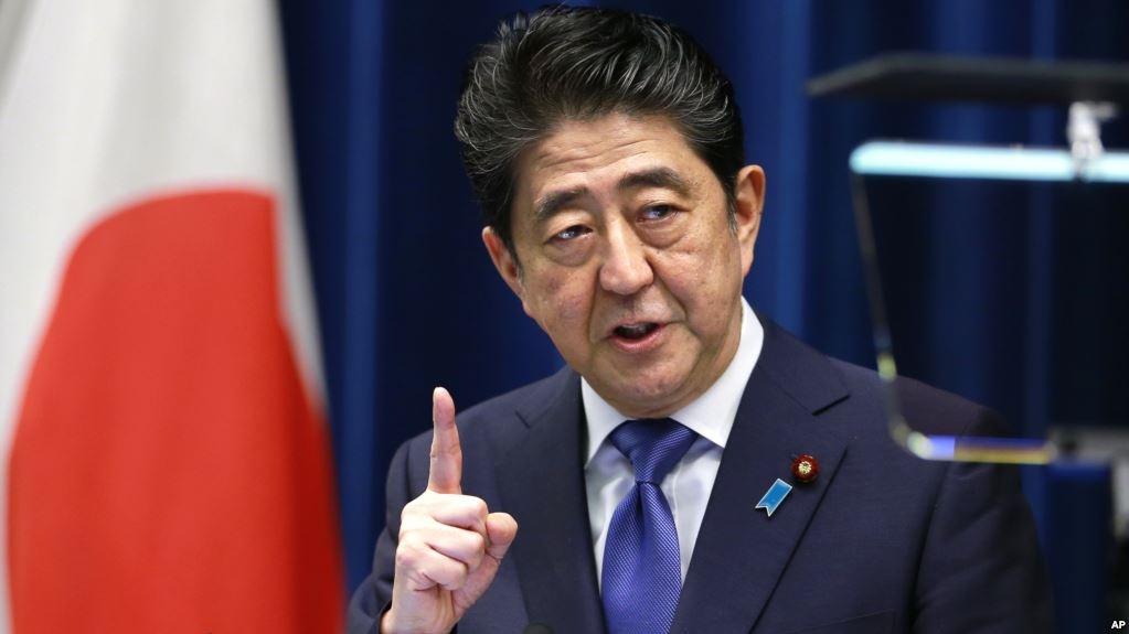 آغاز سفر نخست وزیر ژاپن به غرب آسیا