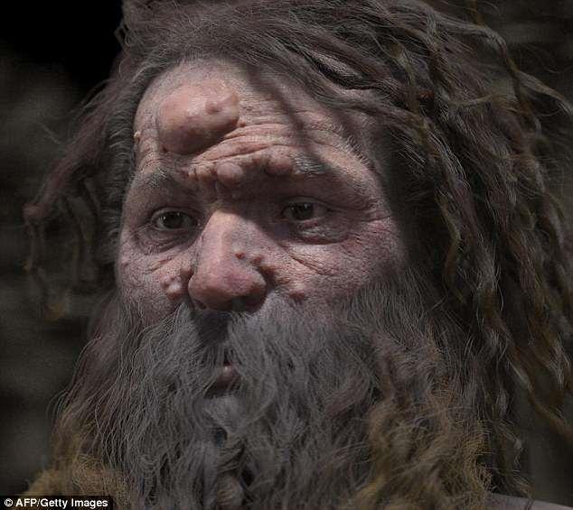 شبیه سازی چهره ترسناک مردی ۲۸هزار ساله