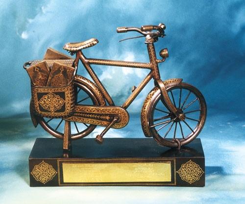 دوچرخه شماره ۹۱۸