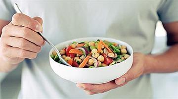 سالمترین غذاهای گیاهی برای مردانی که تمایلی به گوشت ندارند