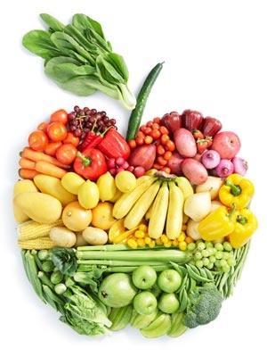 ۹ تصمیم تغذیهای برای سلامت بیشتر