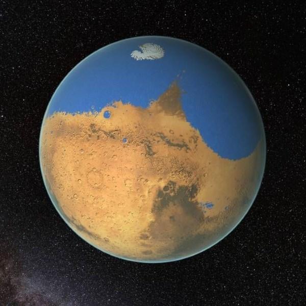 تعیین مکانهای مناسب برای زندگی در مریخ توسط محققان هلندی