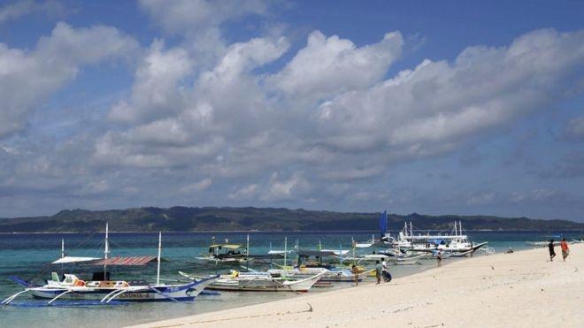فیلیپین جزیره مشهورش را به روی گردشگران میبندد
