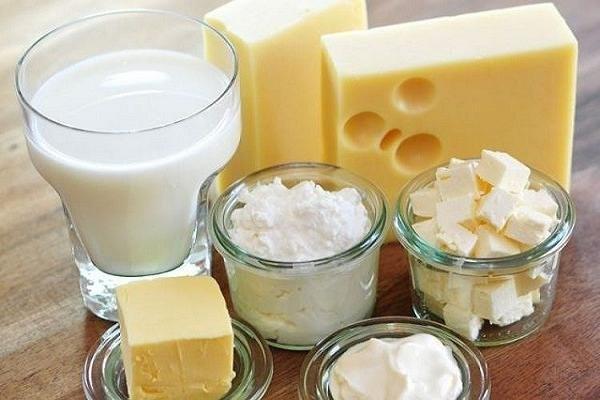بهبود سلامت استخوانها با مصرف محصولات لبنی