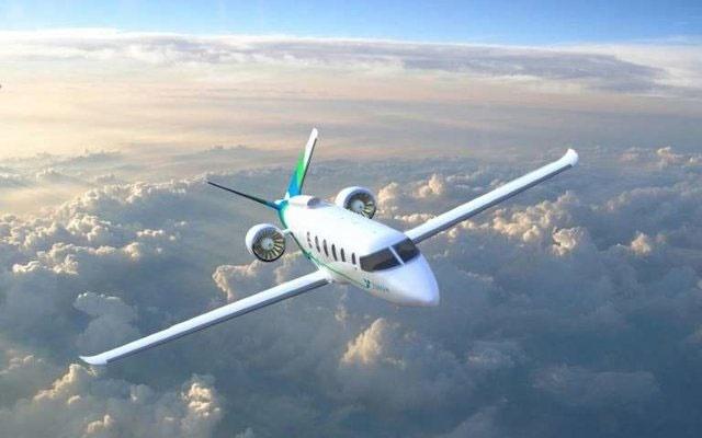 جلوگیری از گرمایش جهانی با صنعت هواپیمایی الکتریکی