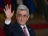 سرکیسیان نخست وزیر ارمنستان شد