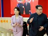 تاکتیک جدید رهبر کرهشمالی؛ حضور پررنگ خواهر و همسرش
