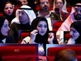 مردم عربستان پس از ۴۰ سال سینما میروند