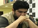 پرهام مقصودلو قهرمان مسابقات استادان شطرنج شارجه شد