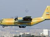 بازآماد هواپیمای ترابری سی ۱۳۰ در پایگاه شهید دوران
