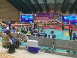 لیگ جهانی والیبال نشسته/ تبریز؛ نتایج مسابقات روز سوم و برنامه دیدارهای روز چهارم