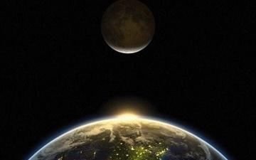 شامگاه ۳۱ فروردین؛ ماه به شبنشینی زمین میآید