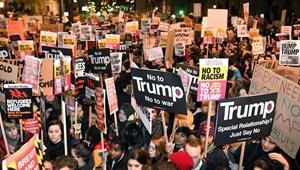 مخالفت گسترده مردم انگلیس با سفر ترامپ به لندن