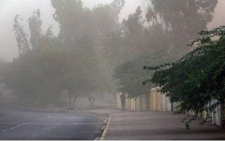اطلاعیه سازمان هواشناسی درباره رگبار و وزش باد شدید