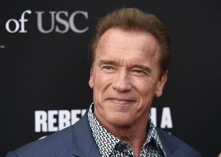 جراحی قلب باز آرنولد شوارتزنگر