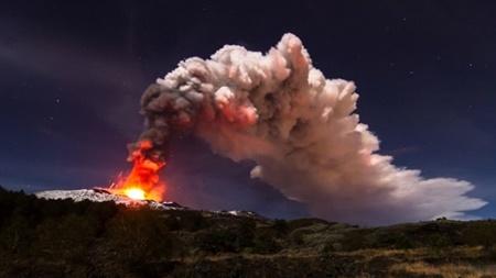 حوادث طبیعی,محیط زیست جهان,جهان,آتشفشان