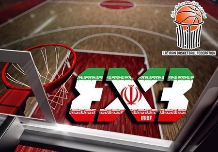 پایان مسابقات بسکتبال 3x3 آزاد بانوان با قهرمانی تیم ملی