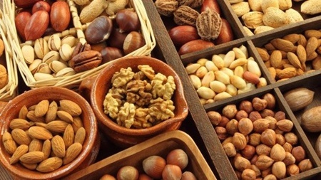 خاصیت پروتئین مغزی جات و دانه ها برای سلامت قلب
