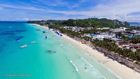 ورود به جزیره فیلیپینی ممنوع می شود