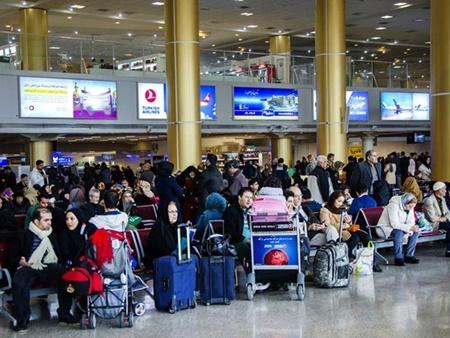 افزایش ۴۰درصدی مسافرت های خارج از کشور در نوروز سال ۹۷