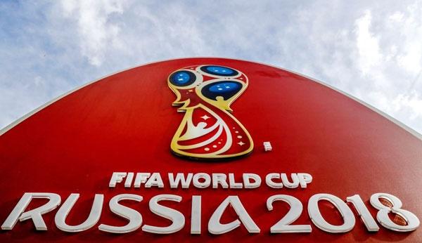 جام جهانی در روسیه
