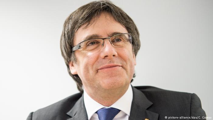 کنارهگیری پوجدمون و معرفی رهبری تازه برای کاتالونیا