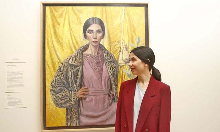 ۱۰۰ هزار دلار جایزه برای خودنگاره نقاش استرالیایی