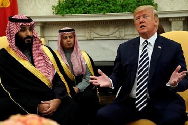 نامه های ترامپ به اعراب برای تامین هزینه های تقابل با ایران