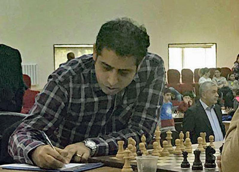 قائممقامی به مقام سوم مسابقات شطرنج نخجوان رسید