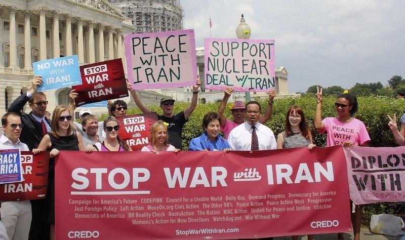 حامیان صلح آمریکایی از مردم ایران عذرخواهی کردند