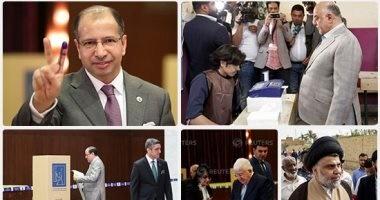 لیست العبادی و مقتدی صدر پیشتاز انتخابات پارلمانی عراق