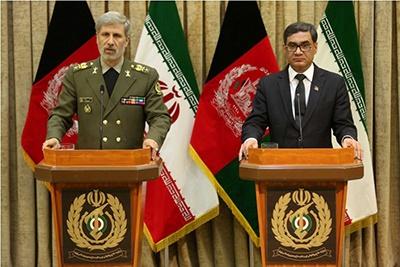 وزیردفاع: ایران در مبارزه با تروریسم متعهد است
