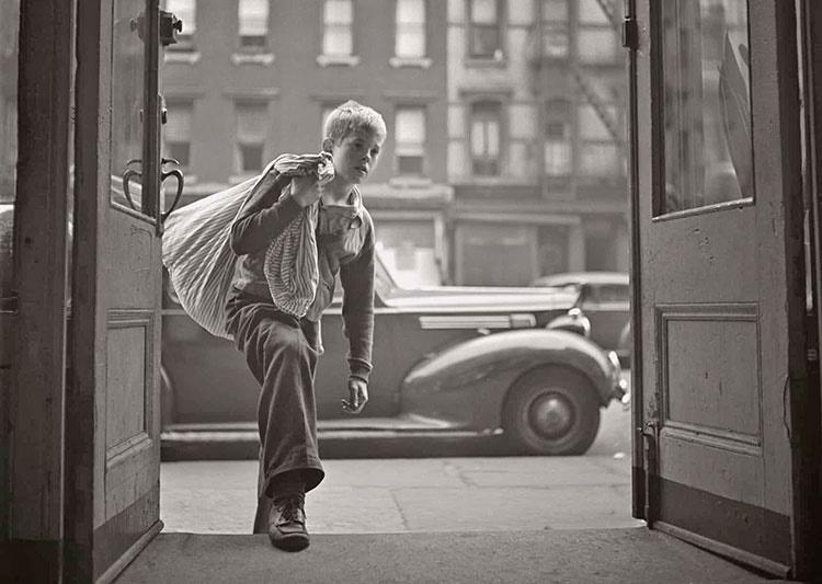 عکسهای استنلی کوبریک