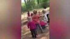 آرکانزاس | سنگسار کودک چهارساله