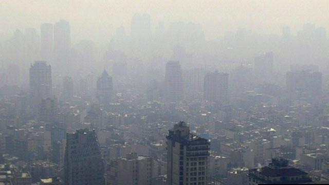 آلودگی هوا خطر فشارخون بالا را در کودکان افزایش میدهد