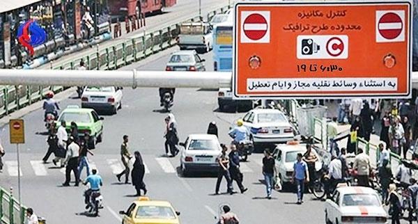 کاهش یک ساعته طرح ترافیک در ماه رمضان